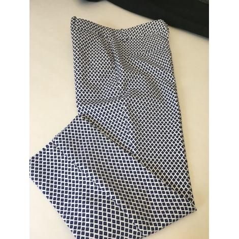 Pantalon droit PROMOD Multicouleur