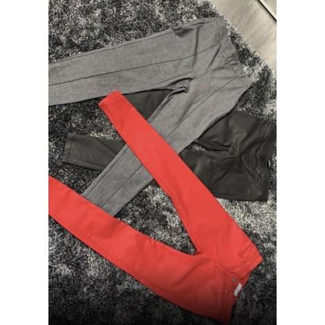 Pantalon slim, cigarette MANGO JENNYFER Multicouleur