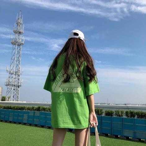 Tee-shirt PALACE Vert