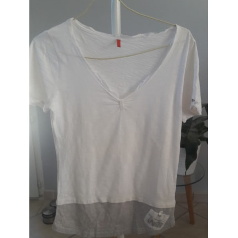 Top, tee-shirt MISS CAPTAIN Blanc, blanc cassé, écru