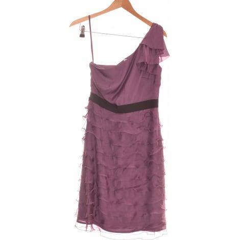 Robe mi-longue 1.2.3 Violet, mauve, lavande
