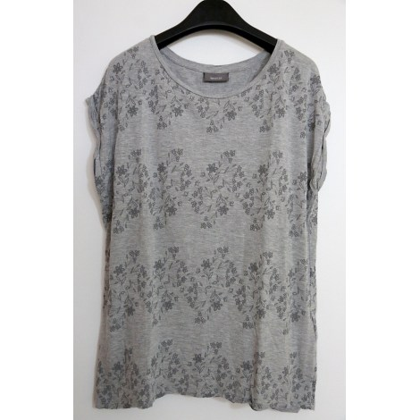 Top, tee-shirt YESSICA Gris, anthracite