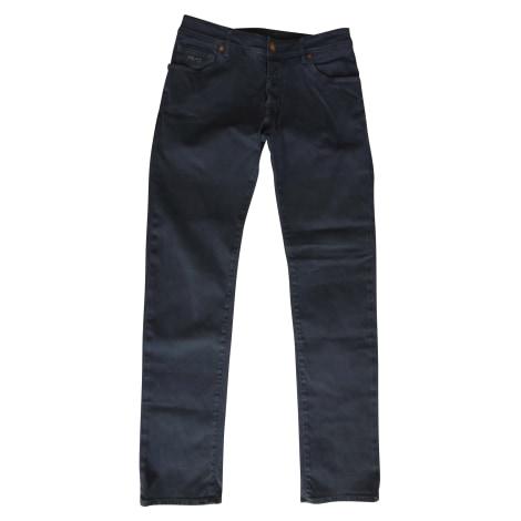 Jeans slim JACOB COHEN Gris, anthracite