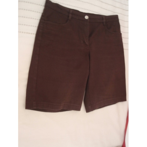 Bermuda CASUAL WEAR Marron