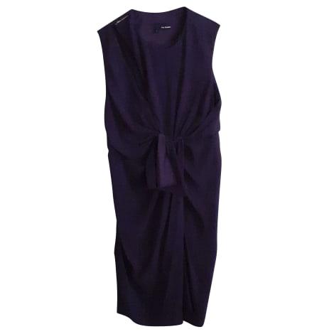 Robe courte THE KOOPLES Violet, mauve, lavande