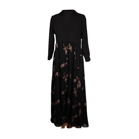 Robe longue MODETROTTER Noir