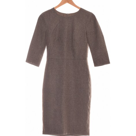 Robe mi-longue PAUL SMITH Gris, anthracite