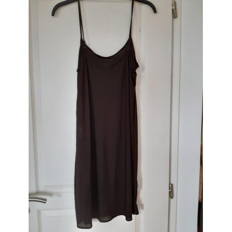 Robe courte ESPRIT Marron