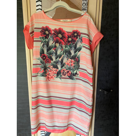 Robe courte NICE THINGS Multicouleur