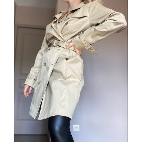 Imperméable, trench CAROLL Beige, camel