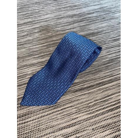 Cravate DIOR Bleu, bleu marine, bleu turquoise