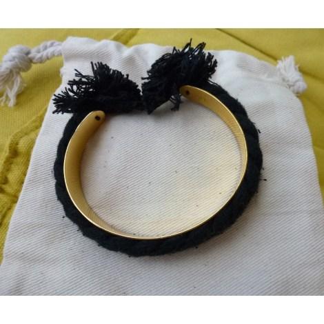 Bracelet AURELIE BIDERMANN Noir