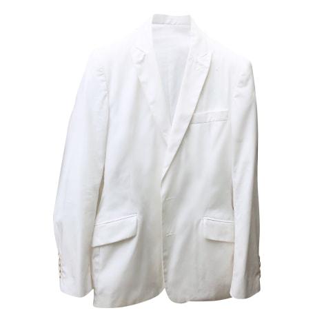 Jacket DOLCE & GABBANA White, off-white, ecru