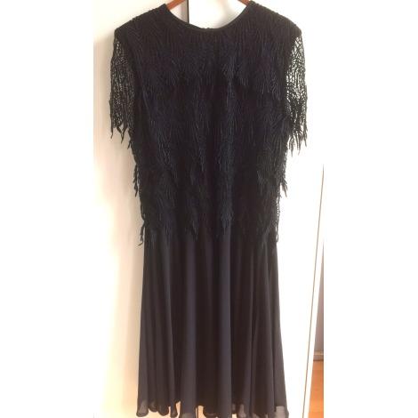Robe longue YESSICA Noir