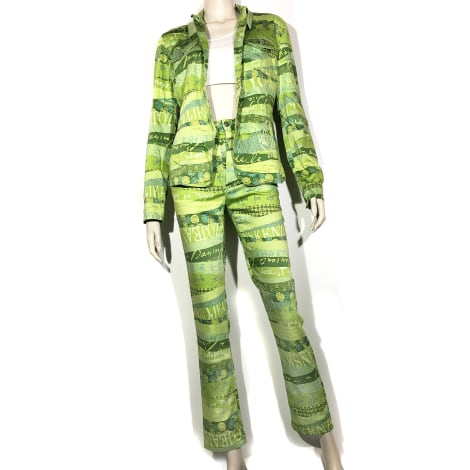 Tailleur pantalon KENZO Vert