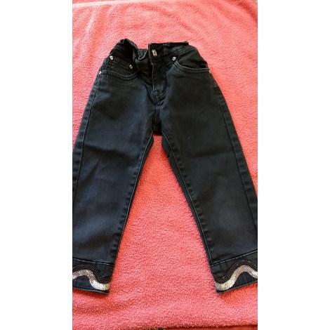 Jeans droit MINI MIGNON Noir