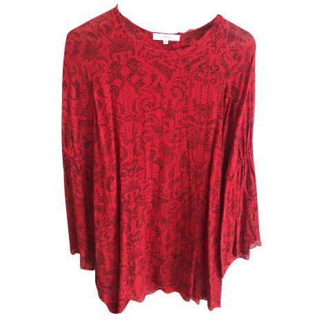 Mini Dress IRO Red, burgundy