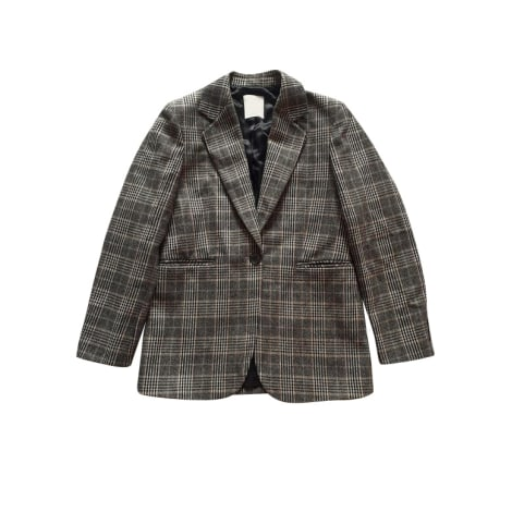 Blazer, veste tailleur SANDRO Multicouleur