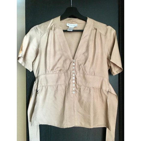 Blouse PAUL & JOE Beige, camel