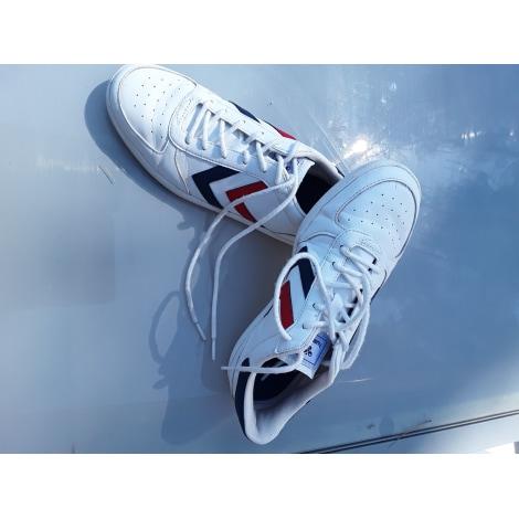 Baskets HUMMEL Blanc, blanc cassé, écru