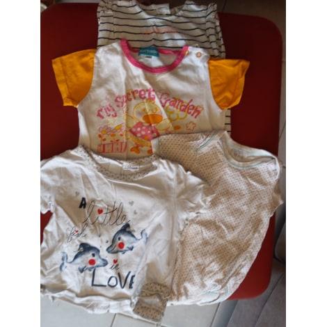Top, T-shirt TAPE À L'OEIL Orange