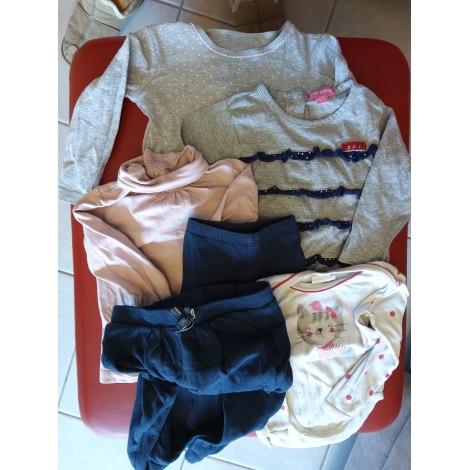 Top, T-shirt TAPE À L'OEIL Pink, fuchsia, light pink