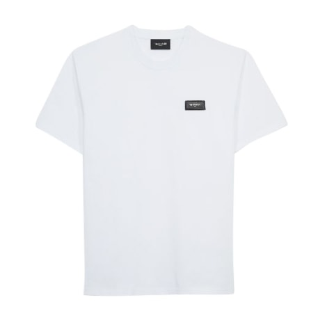 Tee-shirt THE KOOPLES Blanc, blanc cassé, écru