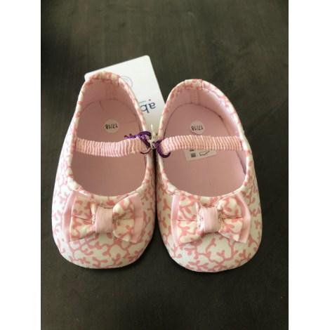 Ballet Flats ABSORBA Pink, fuchsia, light pink