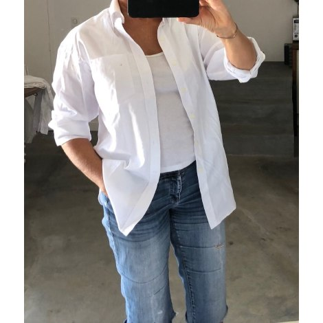 Chemise CELIO Blanc, blanc cassé, écru