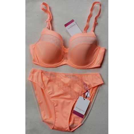 Ensemble, parure lingerie PRIMADONNA Orange