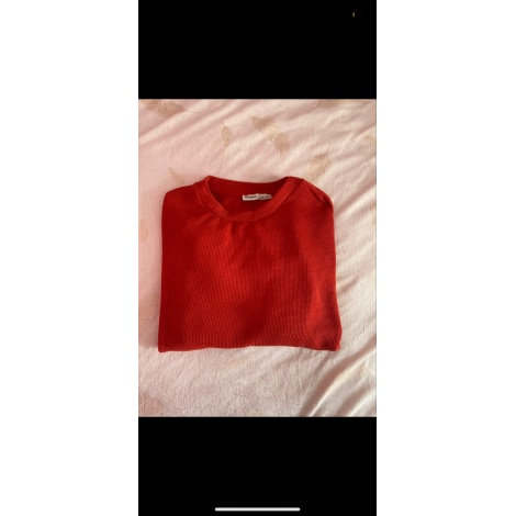 Pull PULL & BEAR Rouge, bordeaux