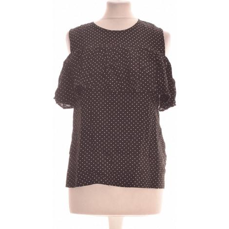 Top, tee-shirt ONLY Noir
