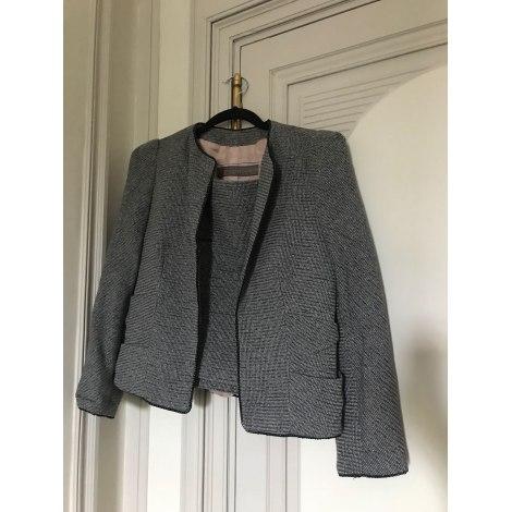 Blazer, veste tailleur ZARA Gris, anthracite