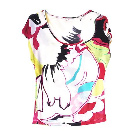 Top, tee-shirt CHRISTIAN LACROIX Multicouleur