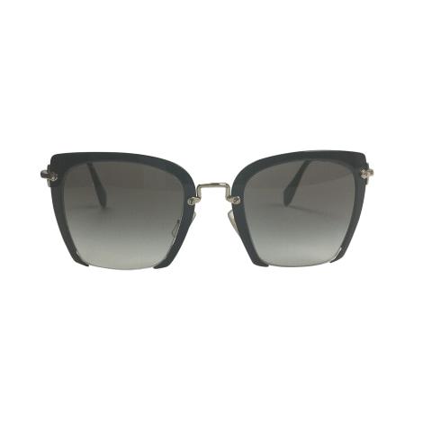 Sunglasses MIU MIU Gray, charcoal
