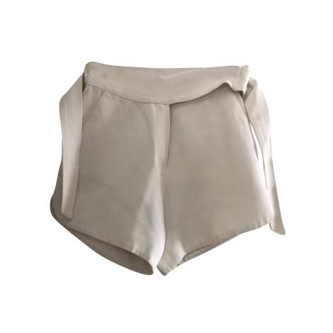 Shorts IRO White, off-white, ecru