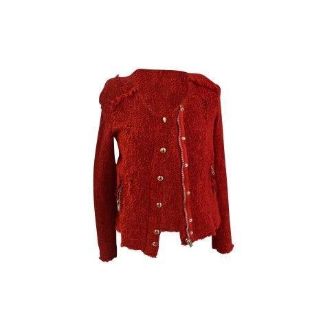 Jacket IRO Red, burgundy