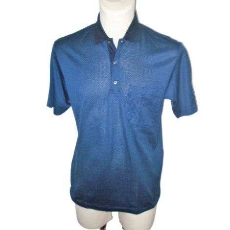 Polo GIVENCHY Bleu, bleu marine, bleu turquoise