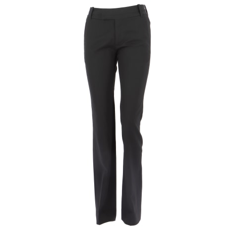 Pantalon droit COMPTOIR DES COTONNIERS Noir