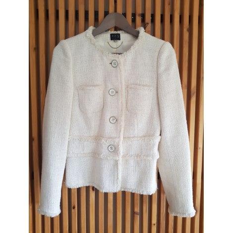 Veste MAISON 123 Blanc, blanc cassé, écru