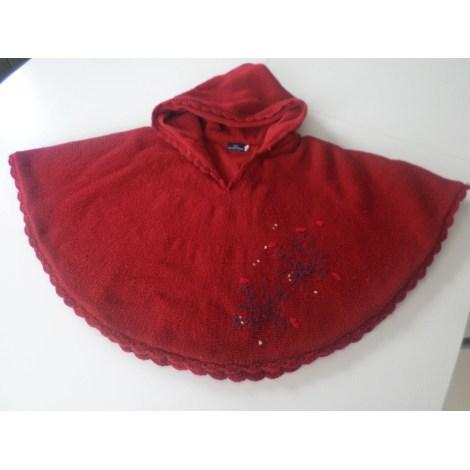 Manteau SERGENT MAJOR Rouge, bordeaux