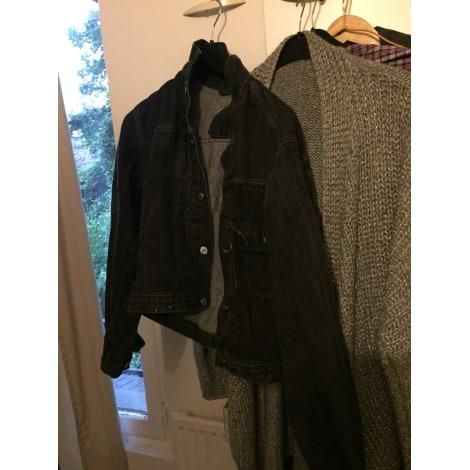 Veste en jean LEVI'S Noir