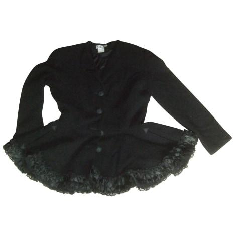 Blazer, veste tailleur CHANTAL THOMASS Noir