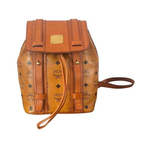 Backpack MCM Camel
