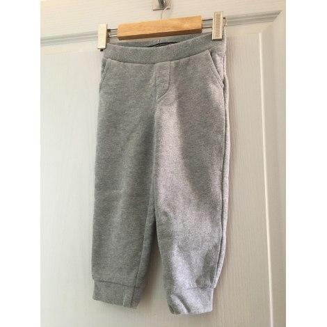 Pantalon de survêtement JACADI Gris, anthracite