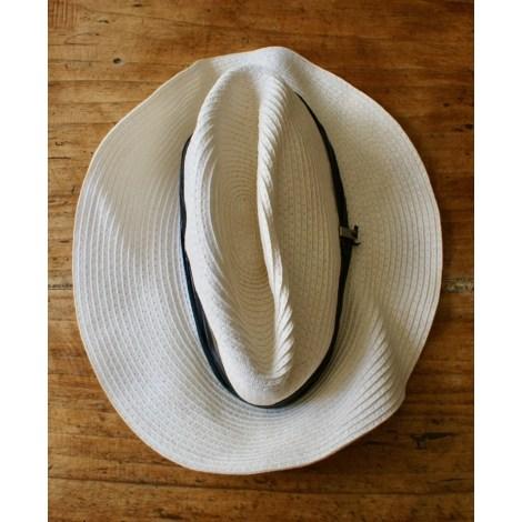 Chapeau COP-COPINE Blanc, blanc cassé, écru