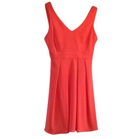 Mini Dress CLAUDIE PIERLOT Pink, fuchsia, light pink