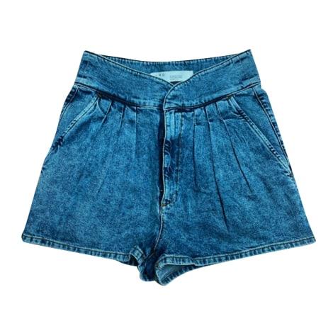 Denim Shorts IRO Blue, navy, turquoise