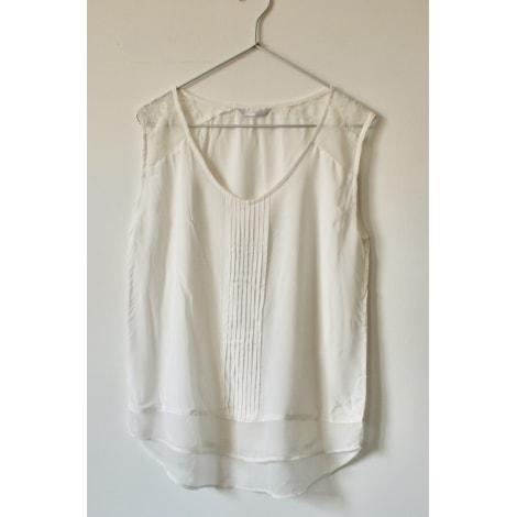 Top, tee-shirt PROMOD Blanc, blanc cassé, écru