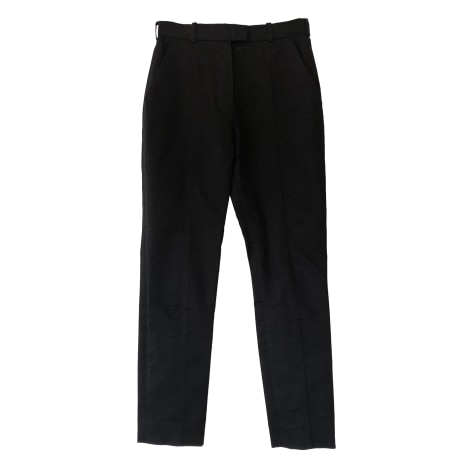 Pantalon slim, cigarette CARVEN Noir